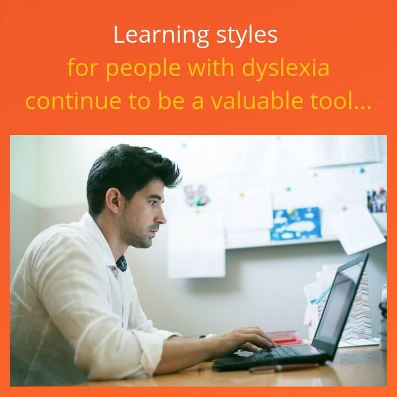 Dyslexia graphic